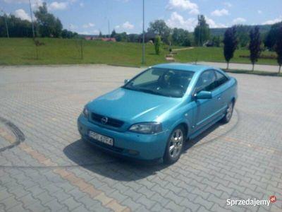 używany Opel Astra Bertone 1.8 LPG 2001r ZAMIANA
