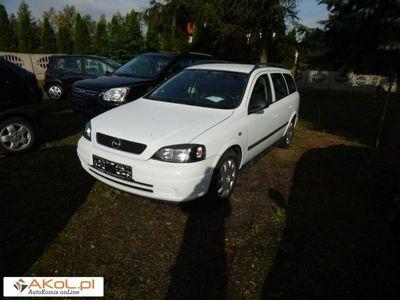 używany Opel Astra 1.9dm 100KM 2006r. 247 000km