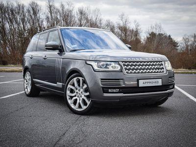 używany Land Rover Range Rover Autobiography