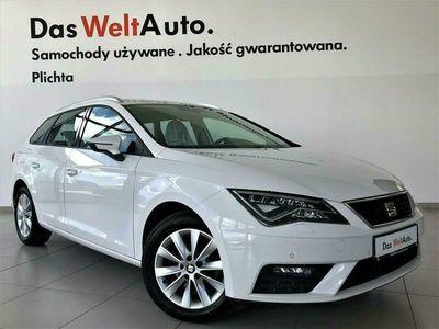 używany Seat Leon 1.6 TDI 115 KM Style Salon Polska FV VAT 23 % Pierwszy właściciel