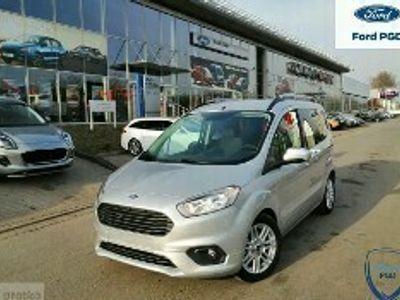 używany Ford Tourneo Courier rabat: 5% (4 135 zł) 1.5 TDCi 100KM !! dostępny od ręki !!