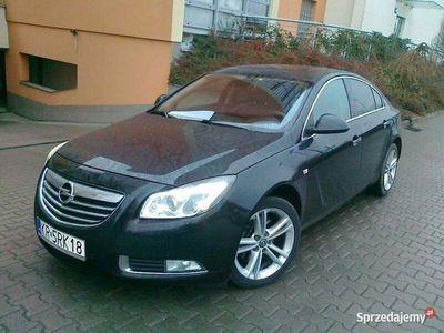używany Opel Insignia 163 KM Cosmo Automat Bardzo Bogaty