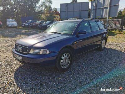 używany Audi A4 1.9 Tdi 110km Kombi climatronic Hak