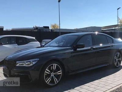 używany BMW M760 SERIA 7Li xDrive