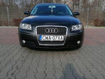 używany Audi A3 8p 2.0tdi DSG