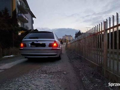 używany BMW 320 E46 D