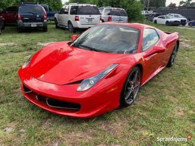używany Ferrari 458 458Spider 4.5 l V8 570KM 07/2012