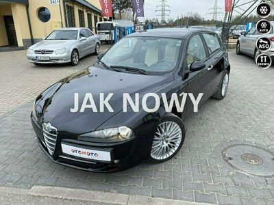 używany Alfa Romeo 147 1.6 16V*Face Lift*SKÓRY*Klimatronic*4x El.Szyby*CD* Komputer*Z NIEMIEC