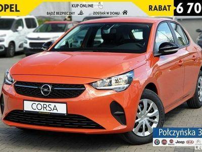 używany Opel Corsa Edition 1.2 75 KM F (2019-)