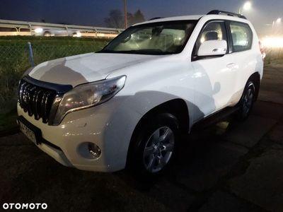 używany Toyota Land Cruiser VI