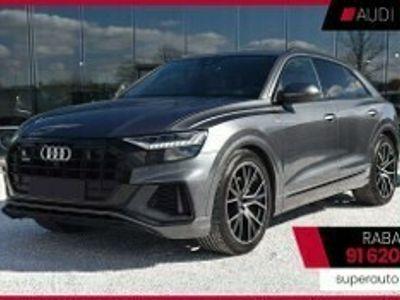 używany Audi Q8 45 TDI (231KM) | Pakiet Sportowy S Line + Innovation + Comfort