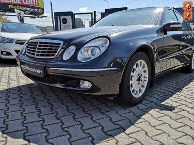 używany Mercedes E270 CDI Elegance sedan (limu