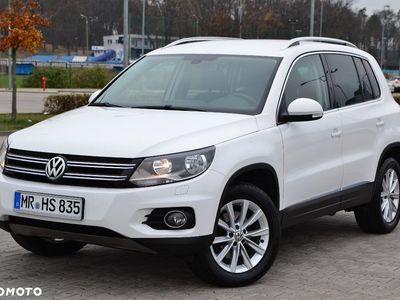 gebraucht VW Tiguan I