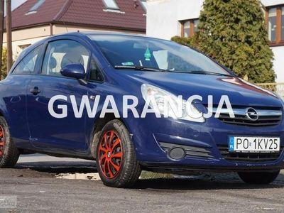 używany Opel Corsa 1dm 60KM 2009r. 137 000km