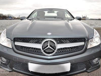używany Mercedes 350 Klasa SL R230*Salon PL *piękny *mały przebieg *gwarancja * 316KM
