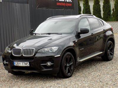 używany BMW X6 3dm 245KM 2008r. 192 000km