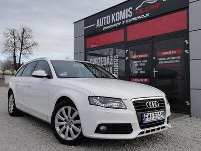 używany Audi A4 IV (B8) (klucz26) Zarejestrowany Aktualne OC i BT, ZAMIANA, Międzyrzecz