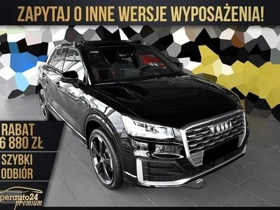 używany Audi Q2 2.0 TDI Quattro (190KM)   S LINE + Comfort + Technology   OD RĘKI