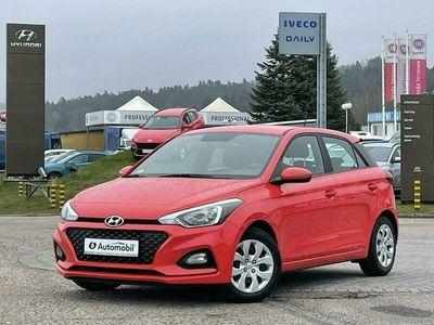 używany Hyundai i20 1.2dm 84KM 2020r. 8 912km