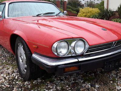 używany Jaguar XJS coupe klasyk