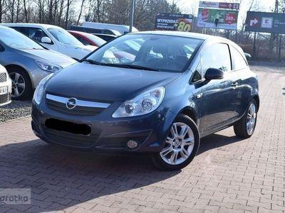 używany Opel Corsa D 1.4 16V Klima Cosmo Skóra Sensor Alufelgi Tempomat