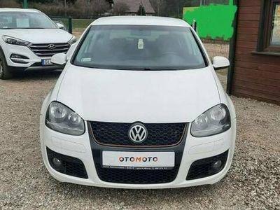 używany VW Golf V navi GT SPORT climatronic