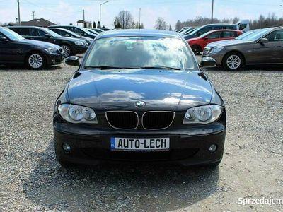 używany BMW 116 1.6dm 115KM 2005r. 215 445km