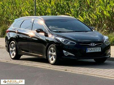 używany Hyundai i40 1.7dm 136KM 2012r. 112 000km