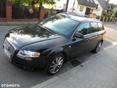 używany Audi A4 B7
