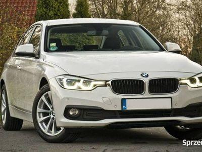 używany BMW 320 190 hp, FVAT23%, Full LED, Bezwypadkowy, GWARANCJA F30 (2012-)