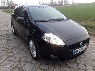 używany Fiat Punto 1.4dm3 95KM 2006r. 126 000km ABS ręczna klima.