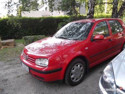 używany VW Golf IV katowice-ligota