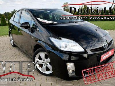 używany Toyota Prius 1,8b DUDKI11 Alu,Hybryda,Navigacja,Parktronic,Automat,GWARANCJA IV (2009-)