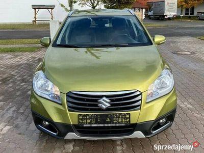 używany Suzuki SX4 S-Cross 1.6 Comfort 4WD
