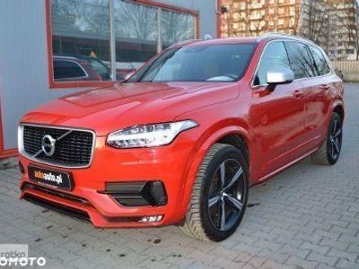 używany Volvo XC90 II R Design 7os. 320KM! Salon Polska! Bezwypadkowy! F VAT 23%!