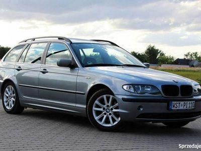 używany BMW 320 E46 2.0 150KM