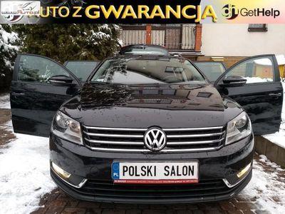 gebraucht VW Passat 1.4dm3 160KM 2013r. 102 000km Salon Pl Serwis tylko ASO VW 1.4 TSI 160 KM 1 WŁ.