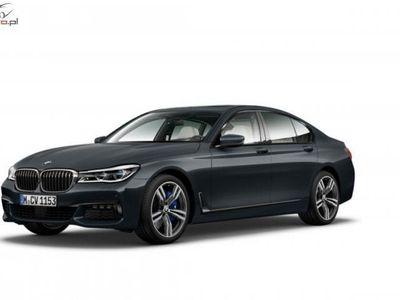 używany BMW 750 seria 7 3dm3 400KM 2018r. 5km xd | Pakiet stylizac. M | Harman Kardon | Reflektory Laserowe