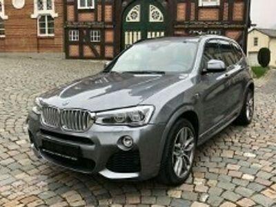 używany BMW X3 II (F25) xDrive35d M Sport Pakiet