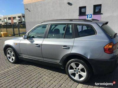 używany BMW X3 I (E83) VIN/3,0 D/204KM/Oryginalny przebieg/Skóry/Nawigacja/Import, Wejherowo