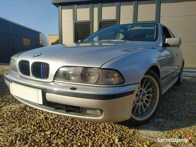 używany BMW 523 2.5 benzyna+LPG/170kM*szyberdach*zadbany*ul. Chełmska 38a E39 (1996-2003)
