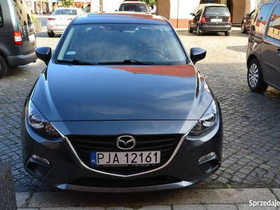 używany Mazda 3 Turing ,beznyna, sedan 2.0 SkyActiv szyberdach