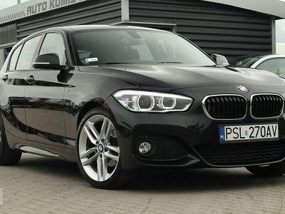używany BMW 118 SERIA 1 IIM-Pakiet Navi Automat Klimatronik Gwarancja !!!