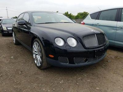 używany Bentley Continental 6dm 600KM 2012r. 73 900km