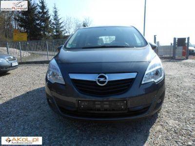 używany Opel Meriva 1.4dm3 101KM 2012r. 77 000km klima auto z niemiec nr. na placu 130
