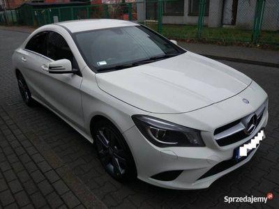 używany Mercedes CLA200 benzyna salon PL cesja leasingu