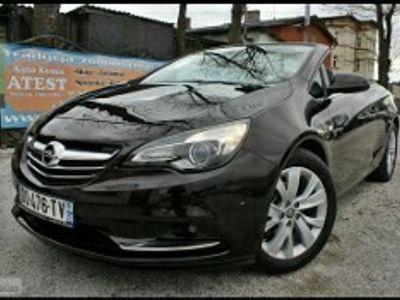 używany Opel Cascada 2.0 CDTI 164km Navi Kamera Skóra 2xPDC Serwis 38Ty