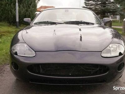 używany Jaguar XK8 4.2dm 300KM 2006r. 144 500km