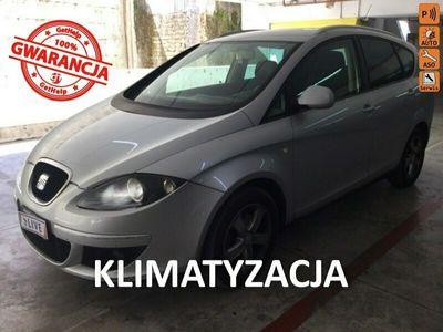 używany Seat Altea XL 1,9 TDI/Niski, gwarantowany przebieg/Parktronik/Zadbany/Alufelgi