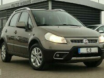 używany Fiat Sedici 1.6 MultiJet 4x4 Klimatronik Gwarancja !!!